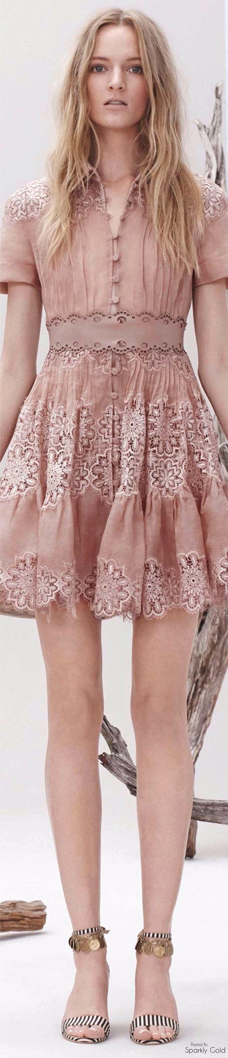 Perfect Pink Dress from Zimmerman | Zimmerman, 1027–1029 High Street ...