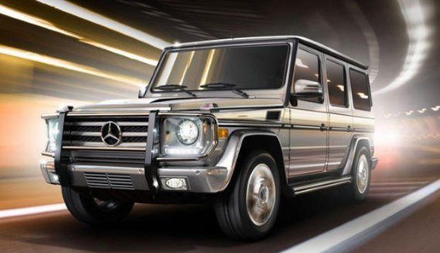 10 Mobil Suv Termahal Di Pasar Dunia Mercedes Jeep G Class Armored Truck