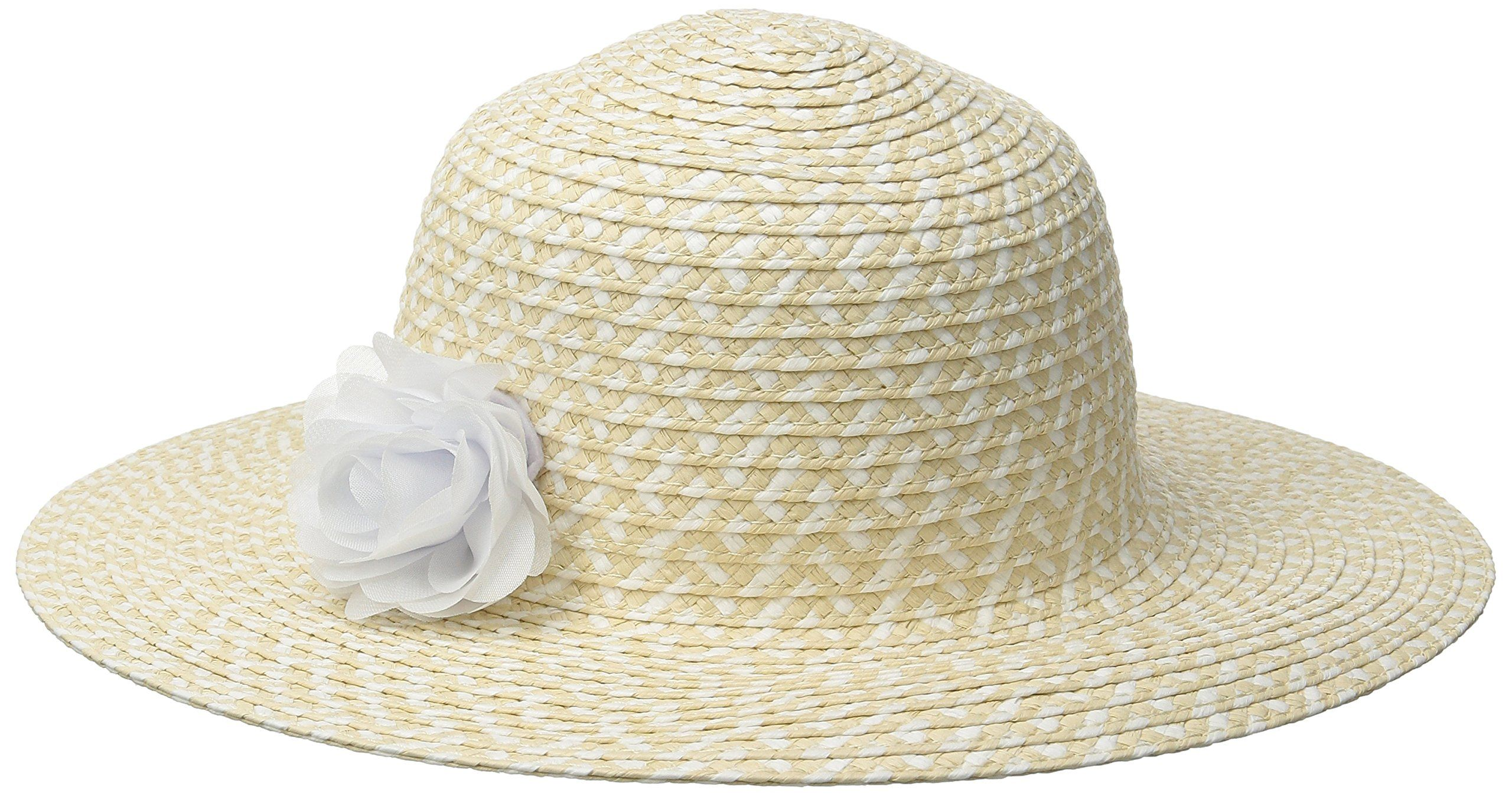 Gymboree Little Girls  Straw Sun Hat 0197b5fbf4e1