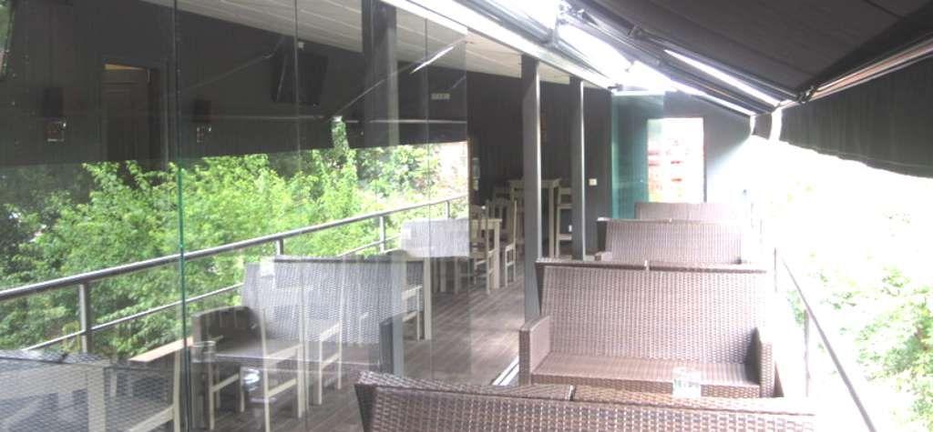 Para terrazas de bares restaurantes cafeterias hoteles y otros tipos de negocios llos - Como cerrar una terraza uno mismo ...