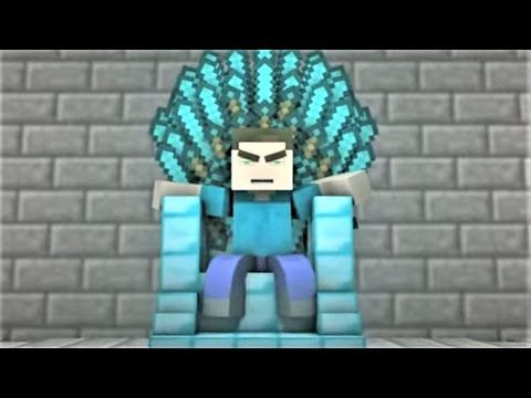 It is really the best song. If you like it watch the song Hacker in Minecraft.
