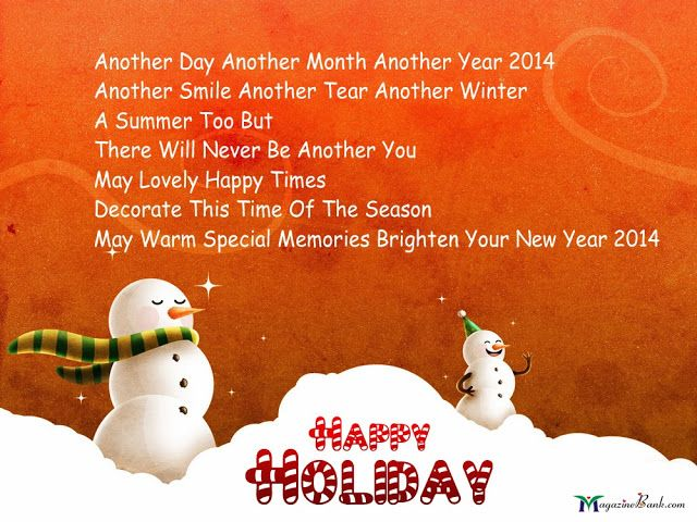 happy holidays quotes for friends