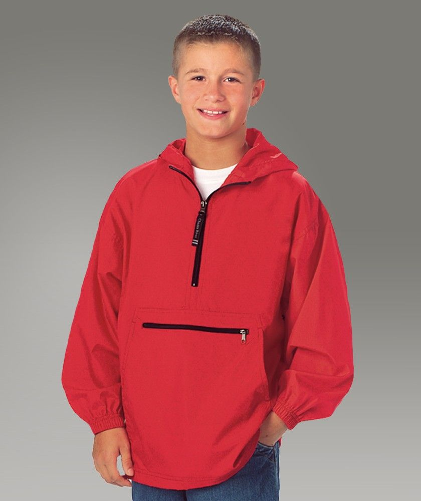 Youth Pack-N-Go Pullover | Embroidery Blanks | Pinterest ...