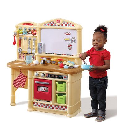 Another great find on #zulily! Busy Bake Shop Kitchen by Step2 #zulilyfinds
