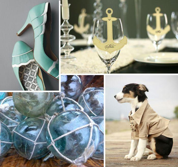 Nautical Wedding Decoration Ideas: Pin By Eileen O'Brien On Nautical & Other Wedding Ideas