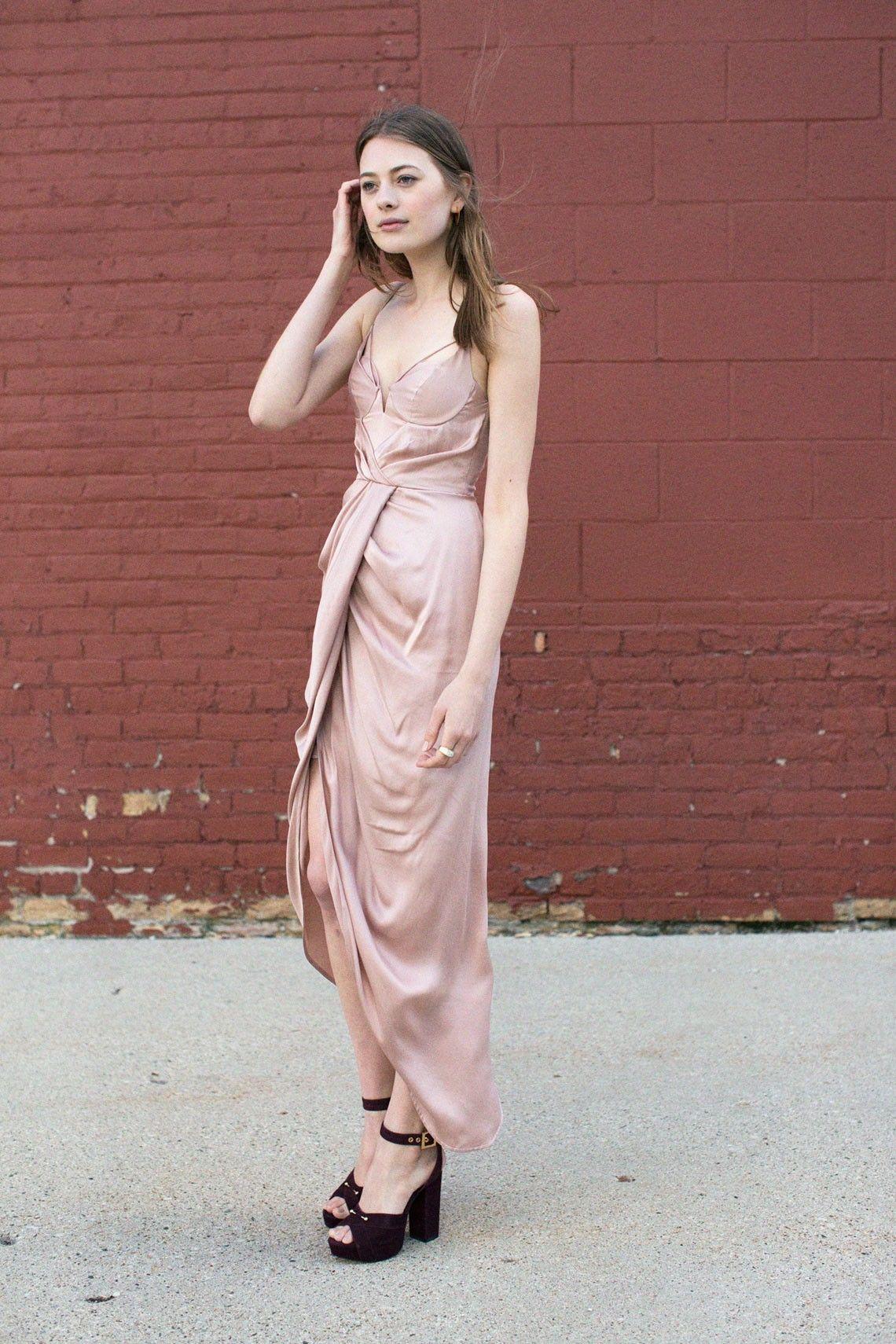 e99c50833935d Zimmermann - Peony Sueded Silk Dress BONA DRAG