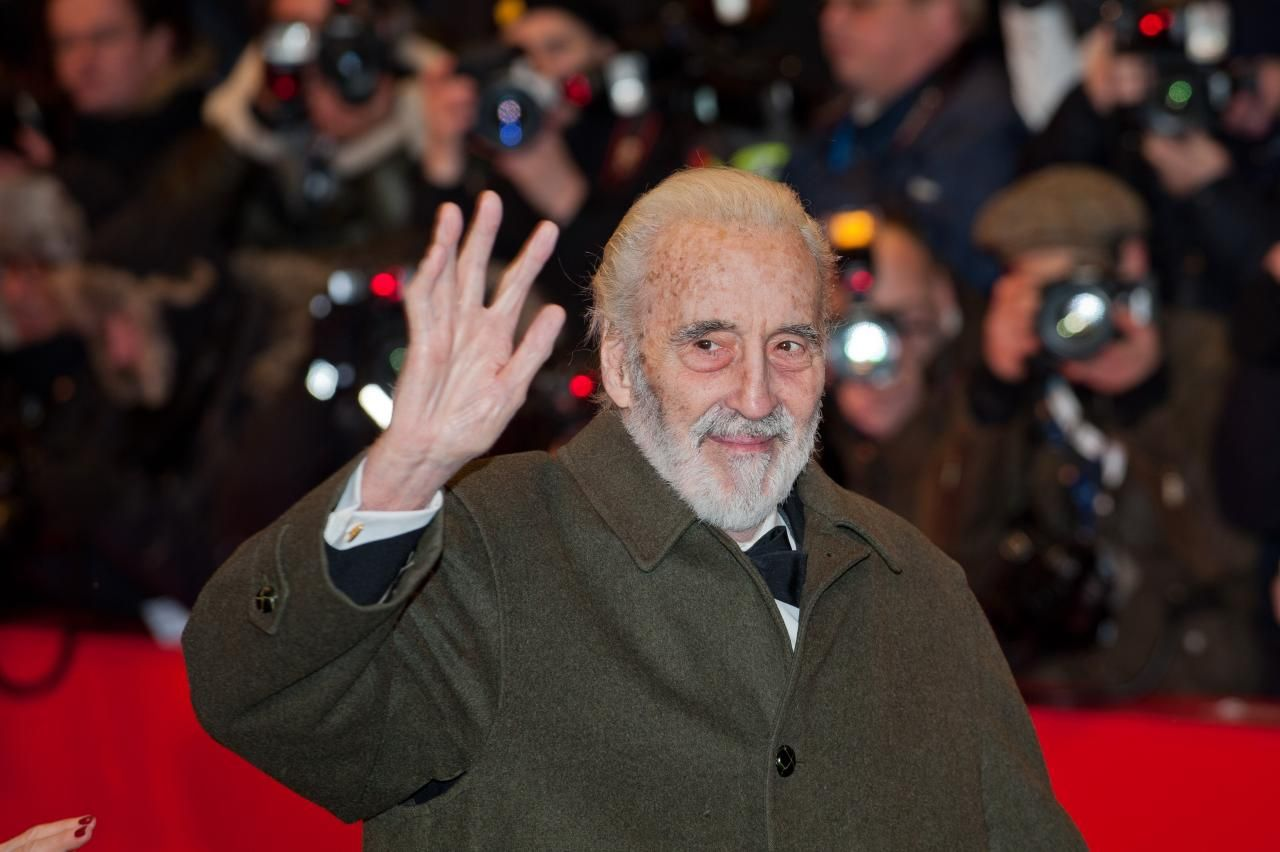 Historian questions Sir Christopher Lee's World War Two