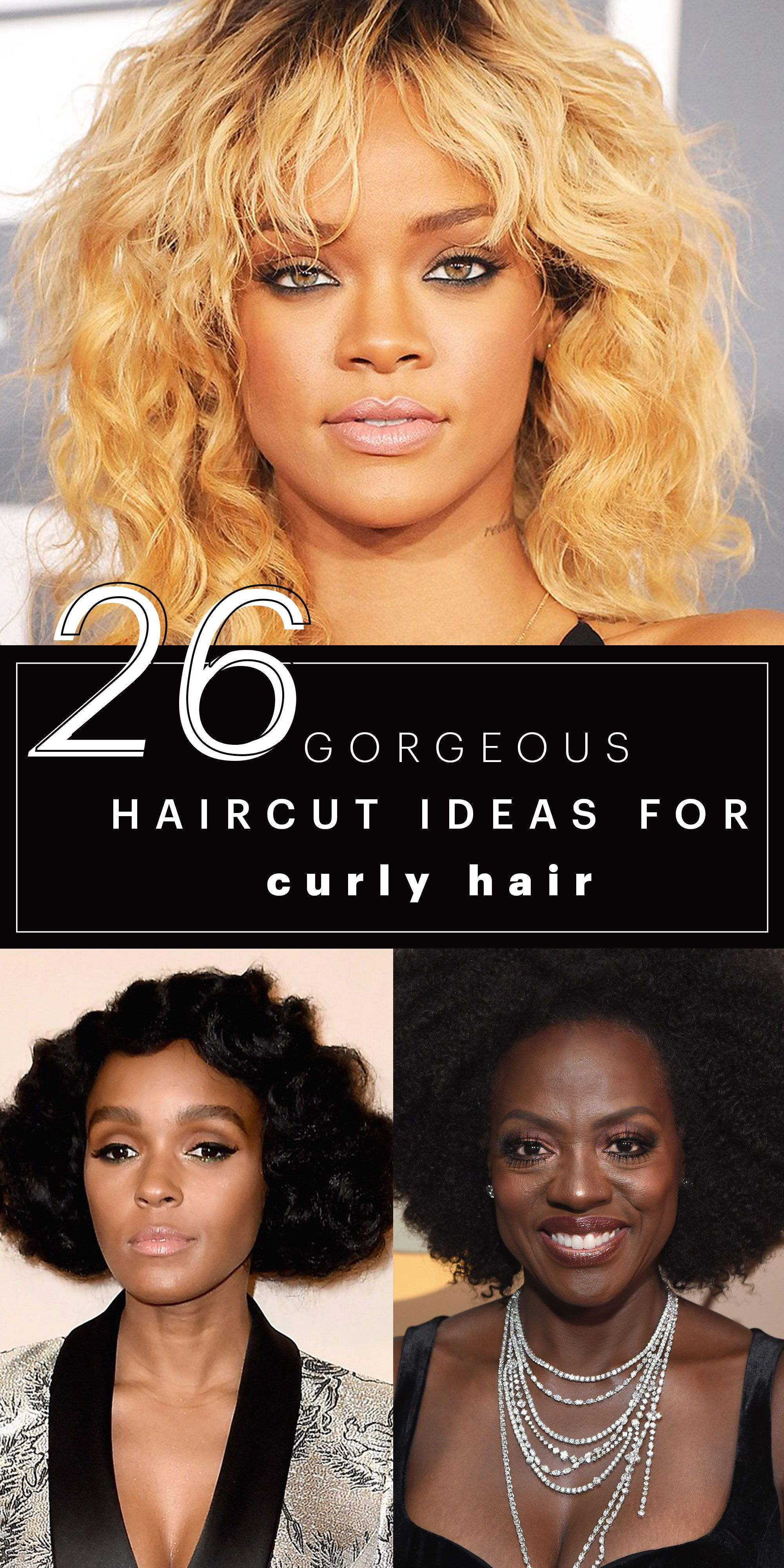 26 Haircuts That Look AMAZING on Naturally Curly Hair