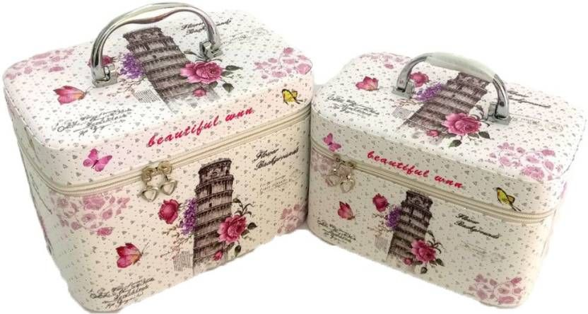 Jewellery Box Organiser For Wedding Bangles Multi Storage Kit Cum