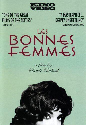 Les Bonnes Femmes: Stephane Audran, Bernadette Lafont, Claude Berri, Mario David: Amazon Instant Video/Free trailer available to watch but not pin.