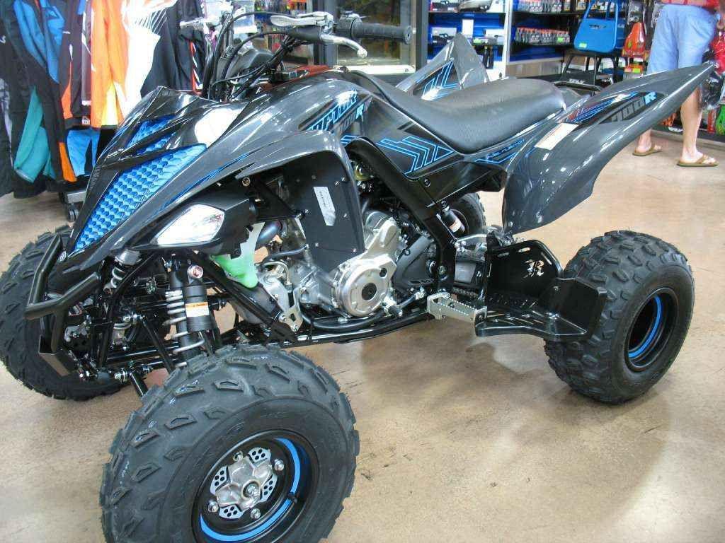 Yamaha Raptor 700R For Sale >> New 2017 Yamaha Raptor 700r Se Atvs For Sale In Indiana Reigning