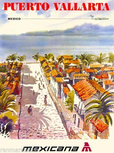 Puerto Vallarta Mexico Beach By Air Mexican Travel