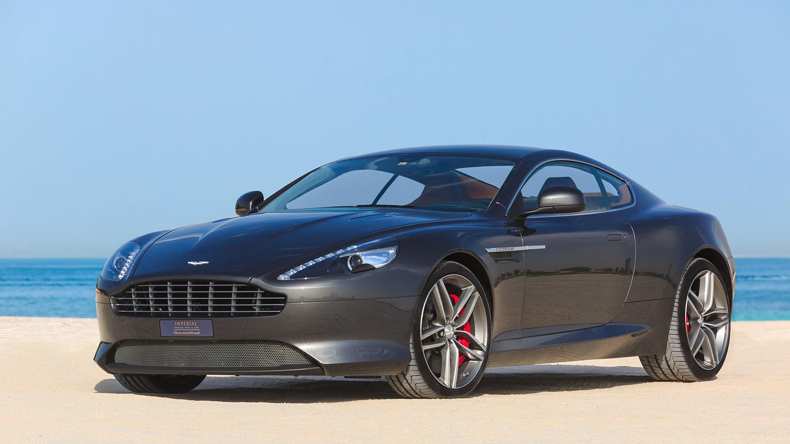 Aston Martin Db9 Rent Dubai