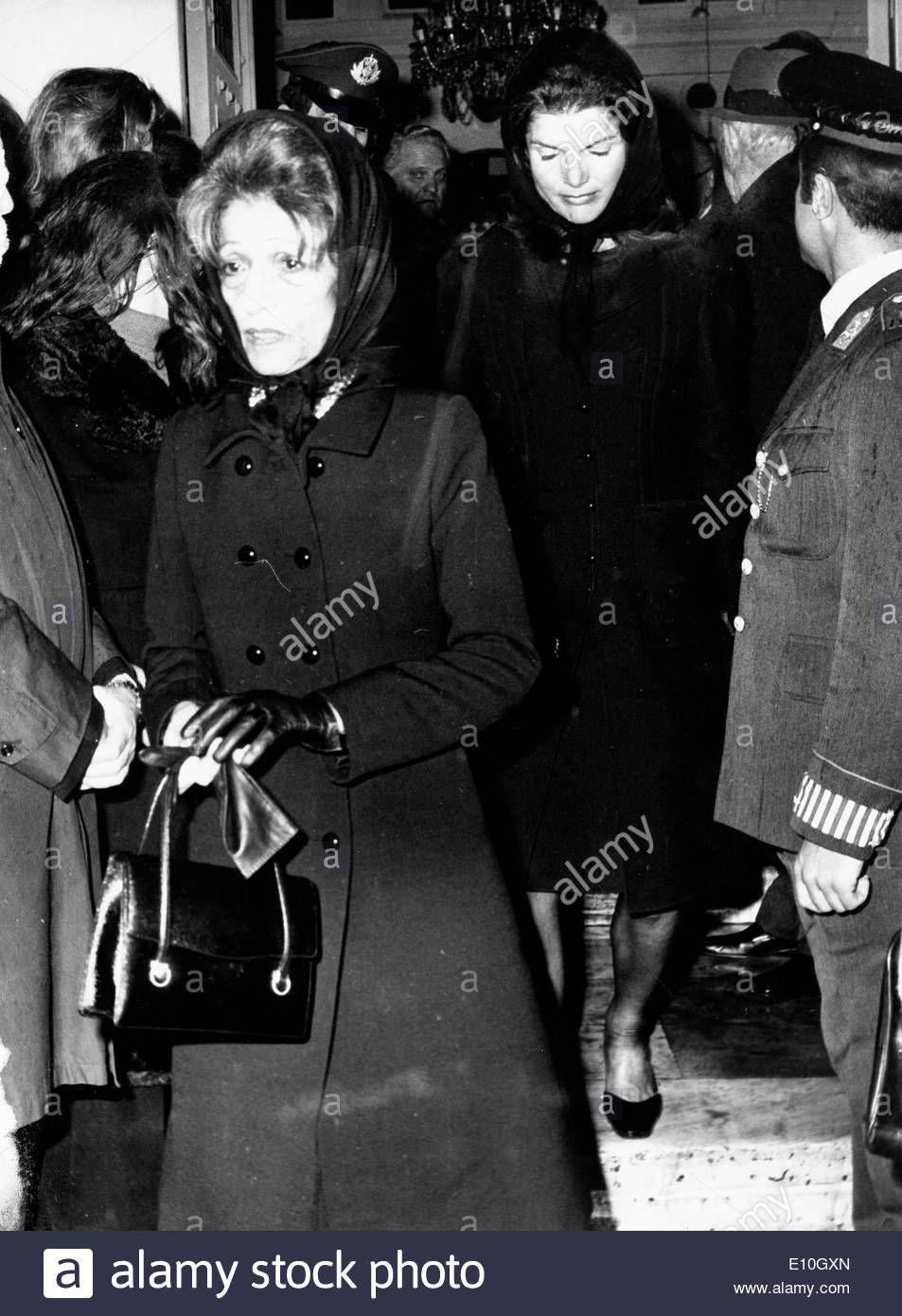 Jacqueline Kennedy Onassis Stock Photos & Jacqueline Kennedy ...