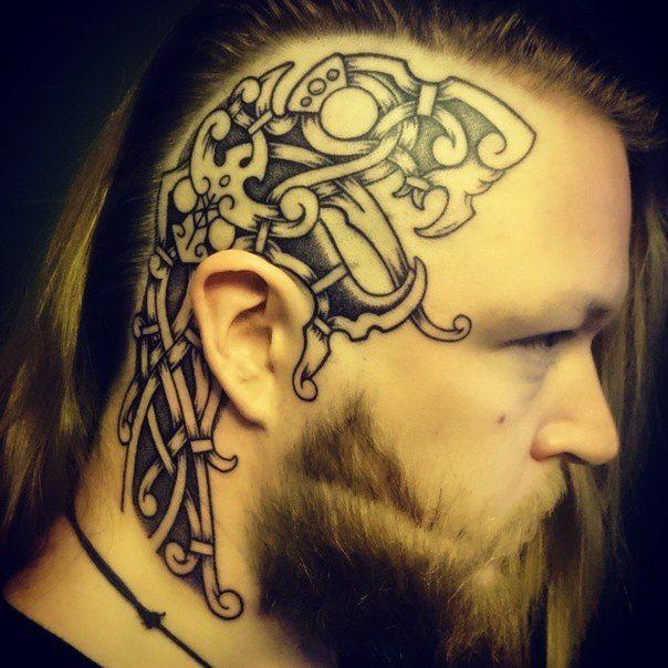 95 Best Viking Tattoo Designs Symbols: Viking Tattoos, Norse Tattoo