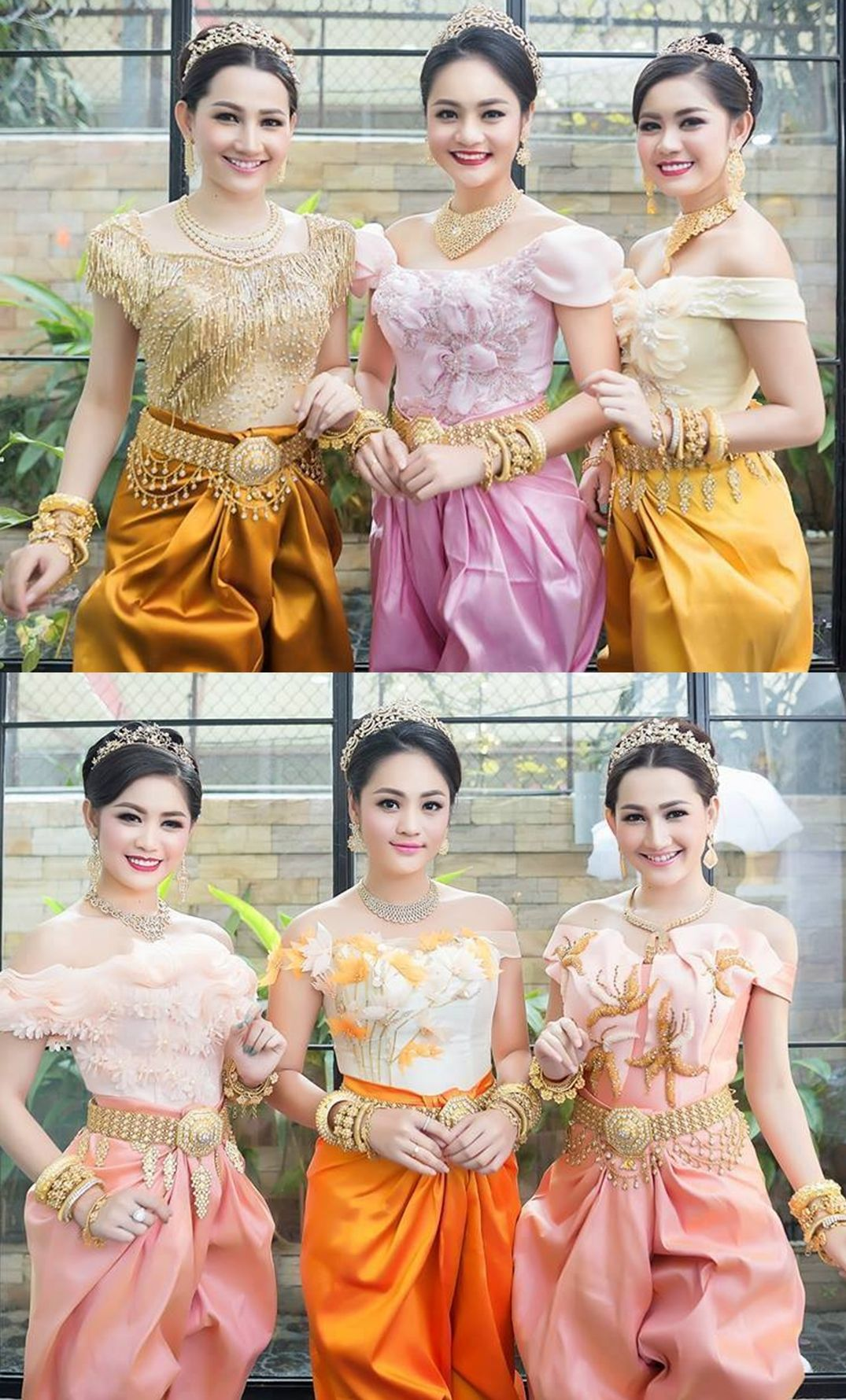 khmer wedding costume cambodian | asian fashion in 2019