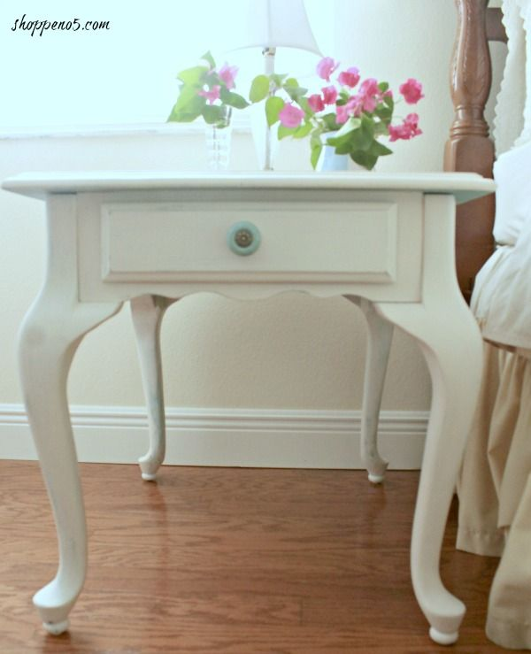 Affordable Chic Furniture: How To Make A Cheap Piece Of Furniture Chic