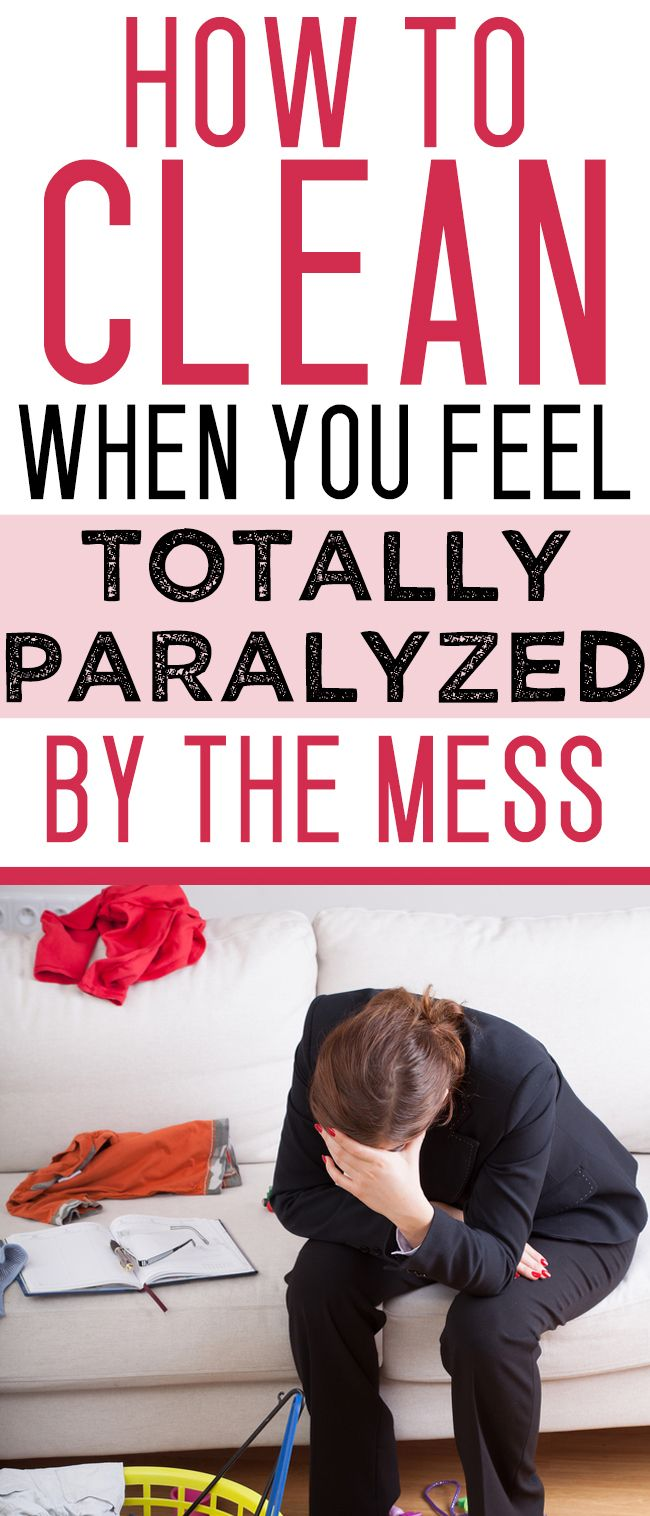 Overwhelmed By A Messy House Cleaning And Organizing Tips For Those Who Need Little