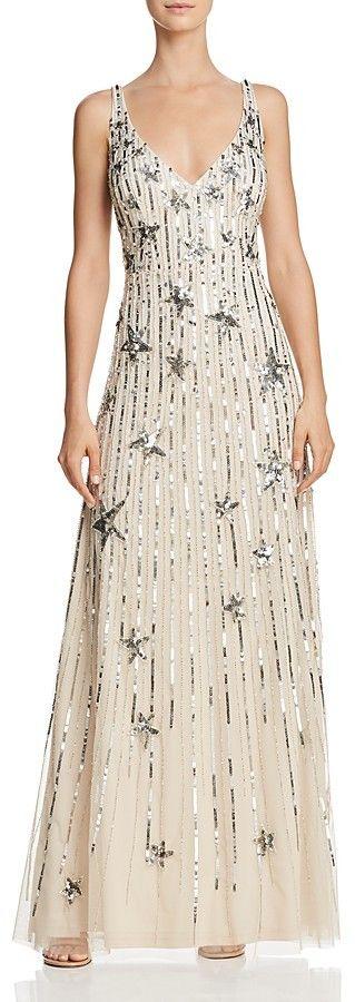 Star-Embellished Gown - 100% Exclusive | Schöne kleider ...