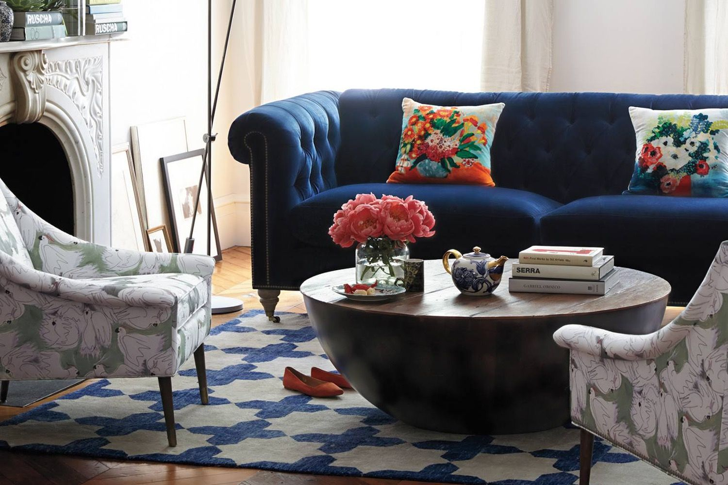 Style Classic: 12 Charming Chesterfield Sofas For Every Budget U2014 Annual  Guide 2016