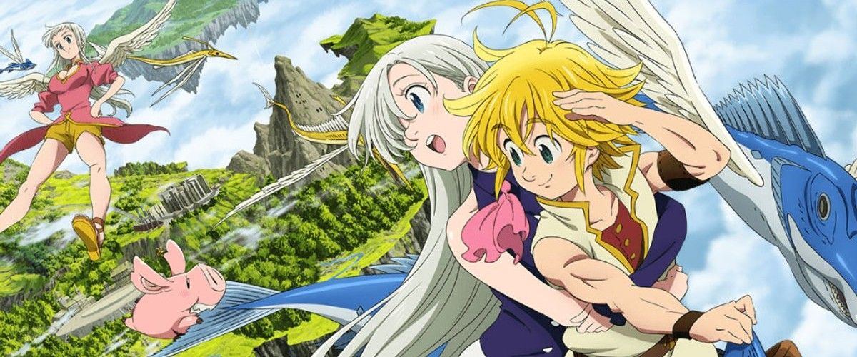 El anime ''Nanatsu no Taizai Season 3'', genera críticas
