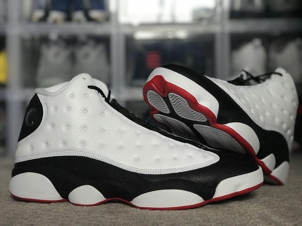 0de230522677 DS 2018 Air Jordan 13 XIII He Got Game (414571-104) - Size 13  fashion   clothing  shoes  accessories  mensshoes  athleticshoes (ebay link)