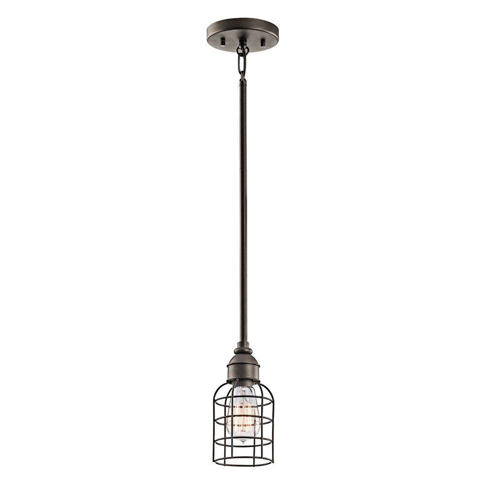 Kichler Lighting 42308OZ 1 Light Mini Pendant | ATG Stores | Kitchen ...