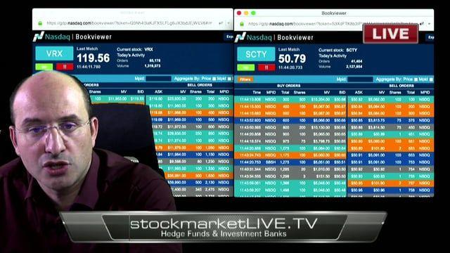 https//stockmarketLIVE.TV Live trading, live streaming