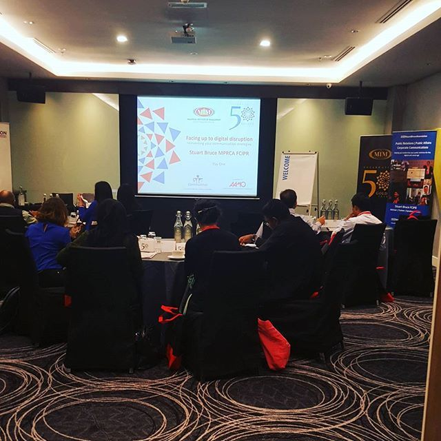 Waiting For Final Delegates For Facing Up To Digital Disruption Course In Kuala Lumpur Mim Engagements Digital My Photos Face