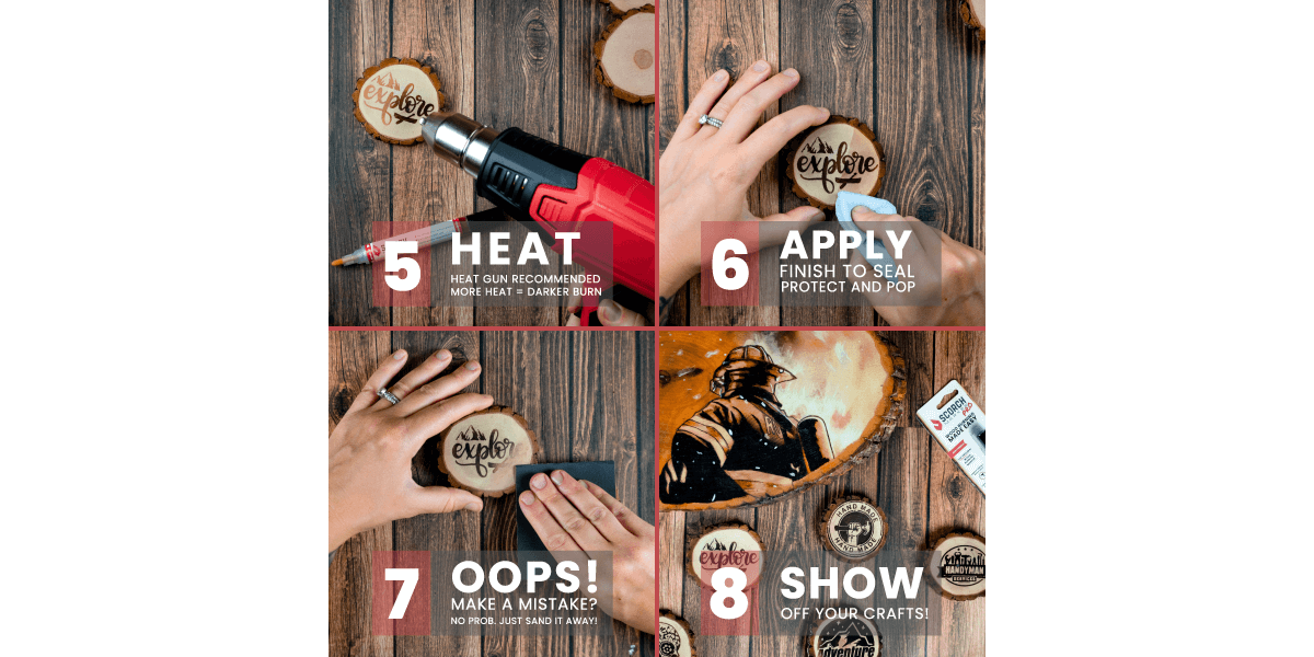 You Know How Traditional Wood Burning Is Hard And Kind Of Intimidating Well We Made It Easy Now Anyone Can Wood Burning Pen Wood Crafts Wood Burning Crafts
