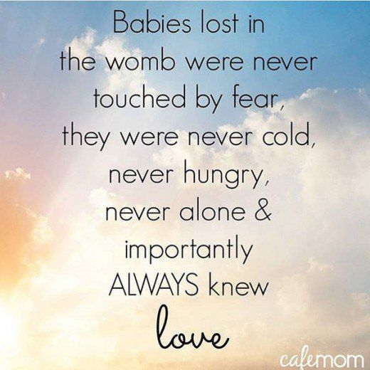 Losing A Unborn Baby Quotes: 2 Miscarriages In A Row: My Story