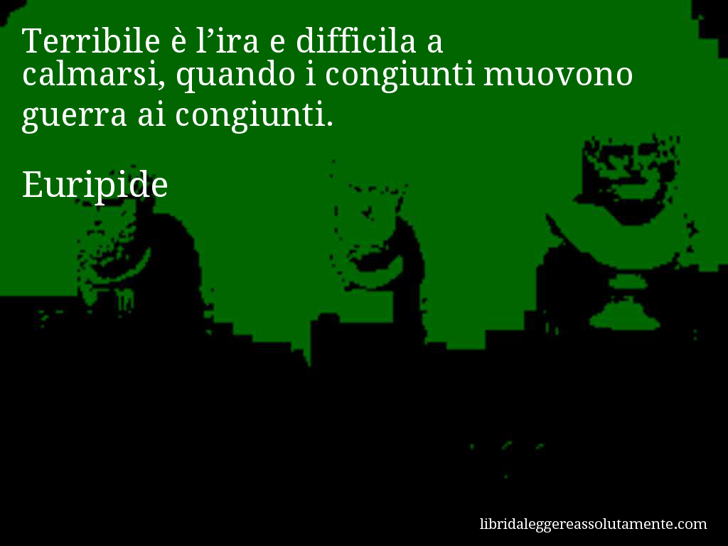 Cartolina con aforisma di Euripide (7)