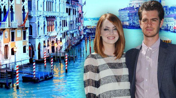 Emma Stone and Andrew Garfield Engaged – Celebrity Weddng in Rome | OK! Magazine