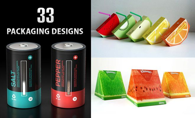 33 Brilliant and Creative Packaging Design examples for your ...