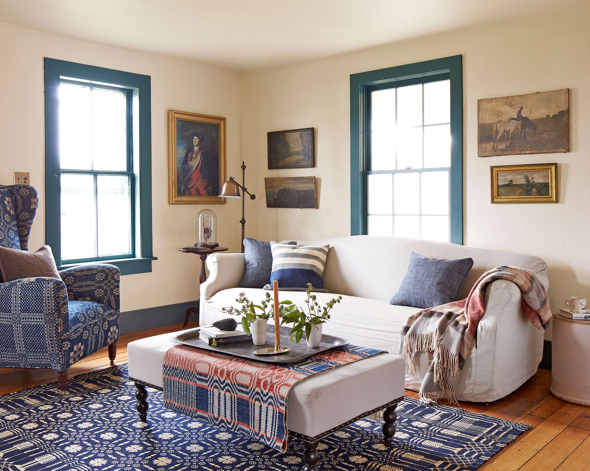 Inside an 1830s Farmhouse in the Catskills Filled With ...