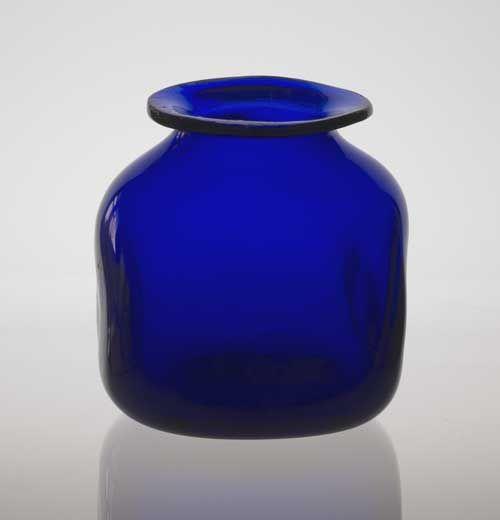 Bristol Blue Glass Vase 1991 Cobalt Blue Pinterest Bristol
