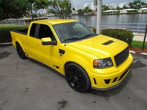 Rare 2007 F150 Saleen S331 Supercharged Sport Truck 450hp