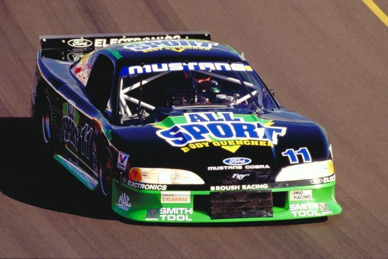 Imsa 1997 Ford Mustang Roush Kendall Racing Cars Pinterest
