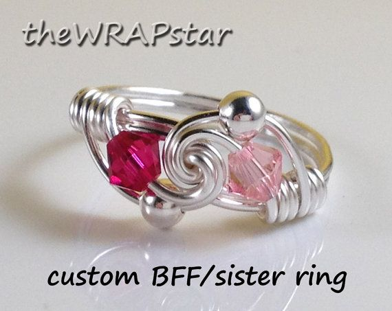 Handmade Wire Wrapped Rings | Handmade Wire Wrapped Jewelry Silver Spiral Ring Couples Ring Handmade ...
