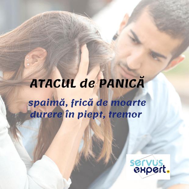 atacuri de panică și pierdere în greutate