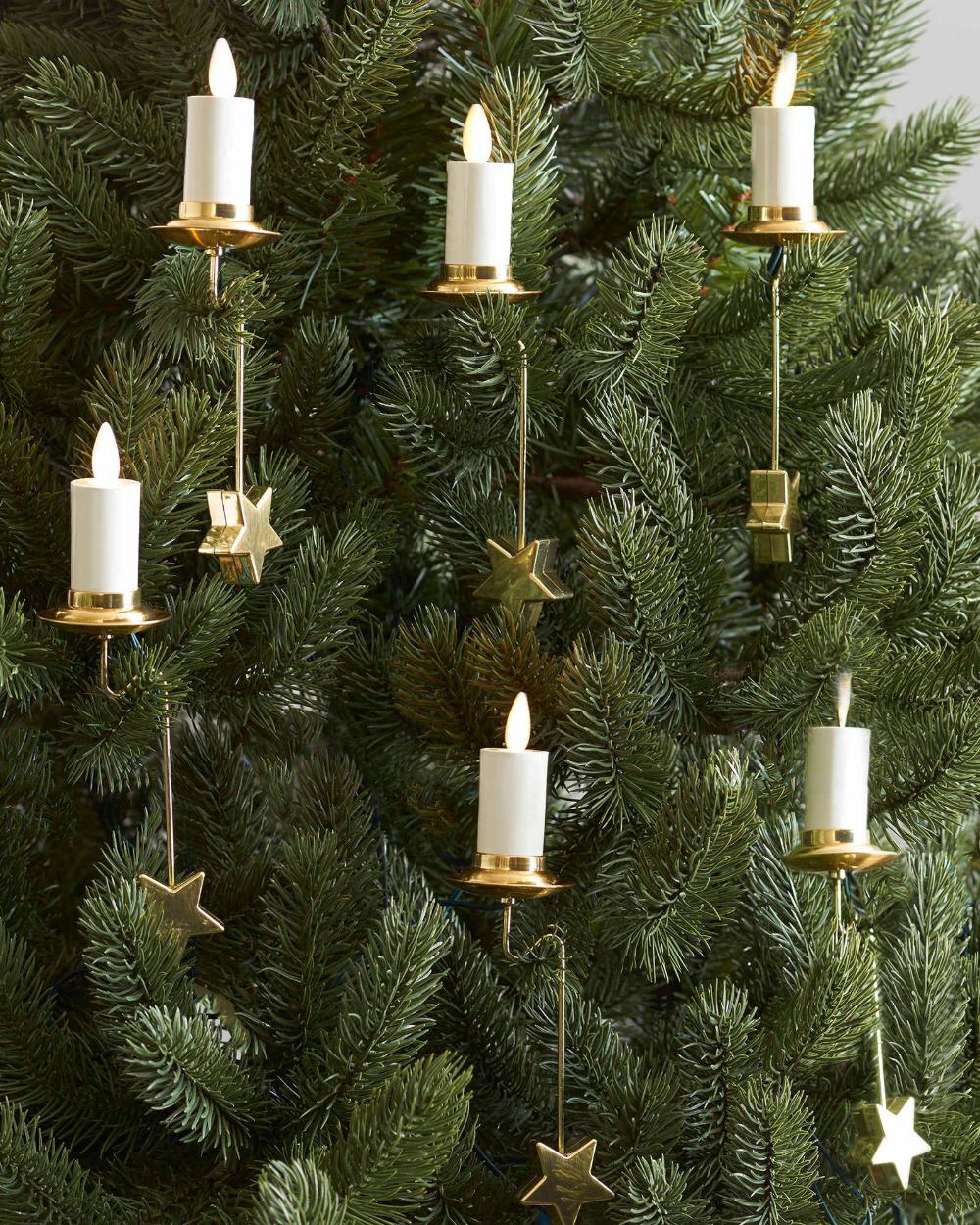 Miracle Flame Christmas Tree Led Candles Balsam Hill Christmas Tree Candles Christmas House Lights Christmas Lights