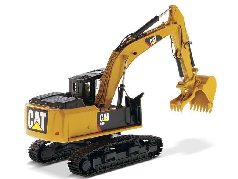 Diecast Masters - Caterpillar 568 GF Road Builder #85923