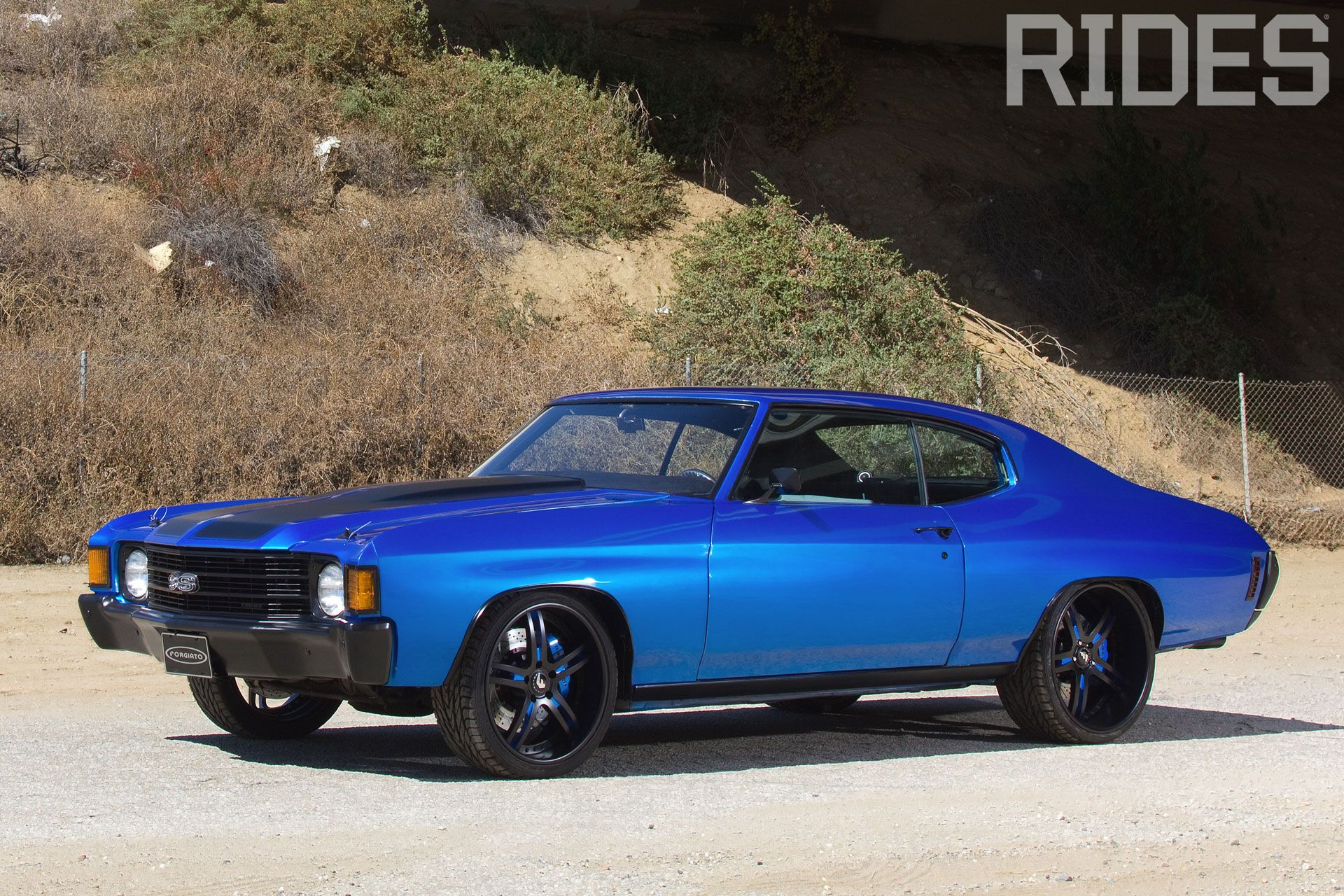 1972 Chevy Chevelle Maintenance/restoration of old/vintage vehicles ...