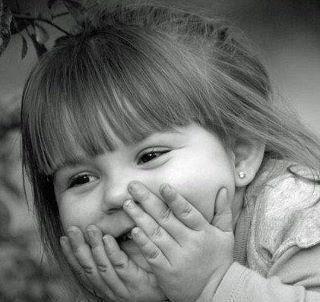 Cute bangs for little girl