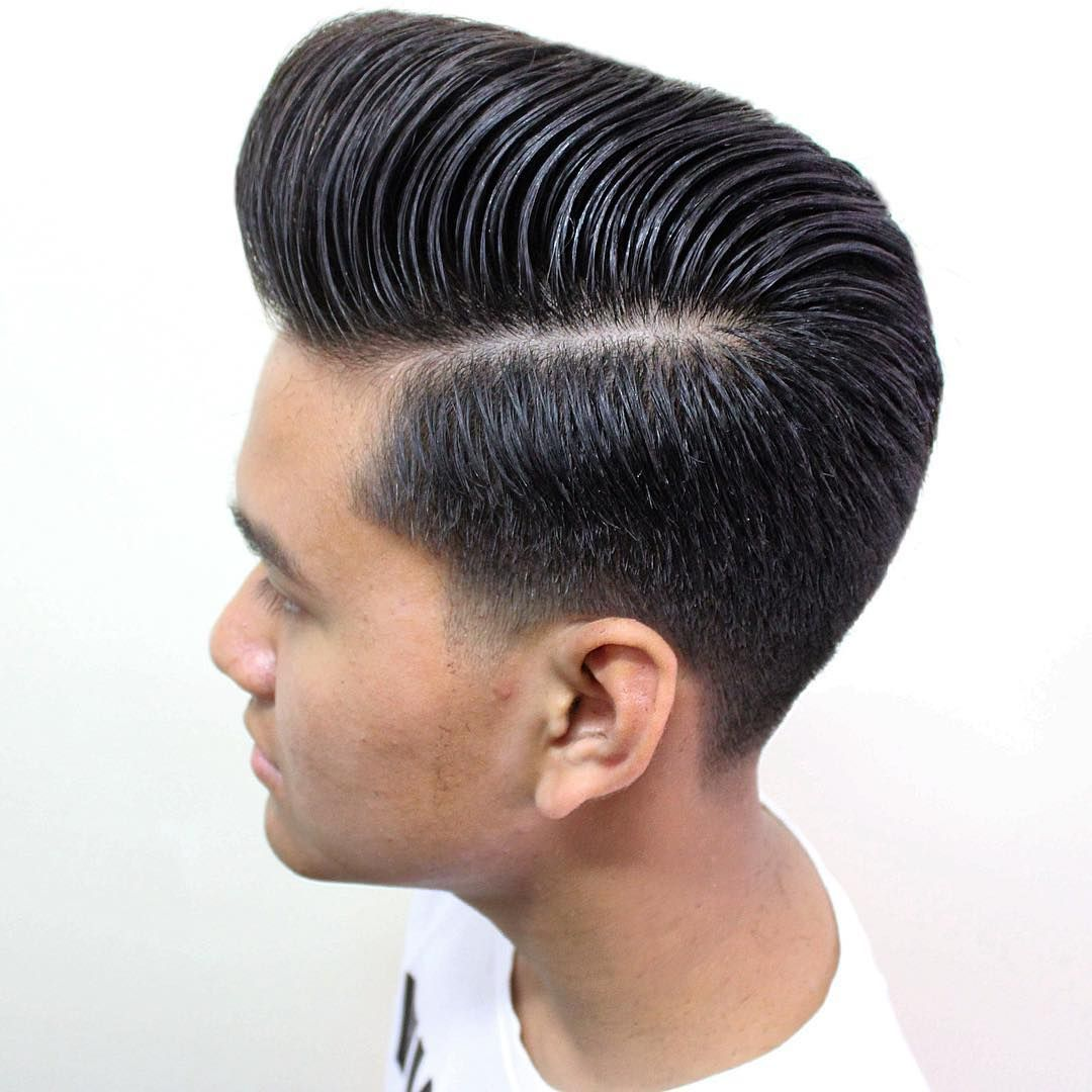 best 14 pompadour hairstyles + haircuts guys   pompadour