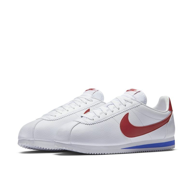 Nike Classic Cortez Men's Shoe White in 2020 | Nike