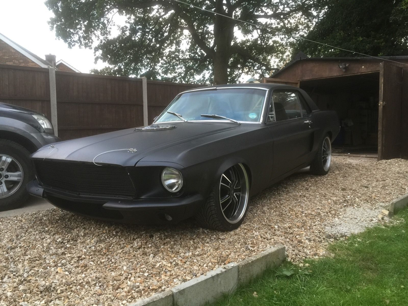 1967 Ford Mustang V8, Hot Rod, Rat Rod, Kit Car, American Muscle ...