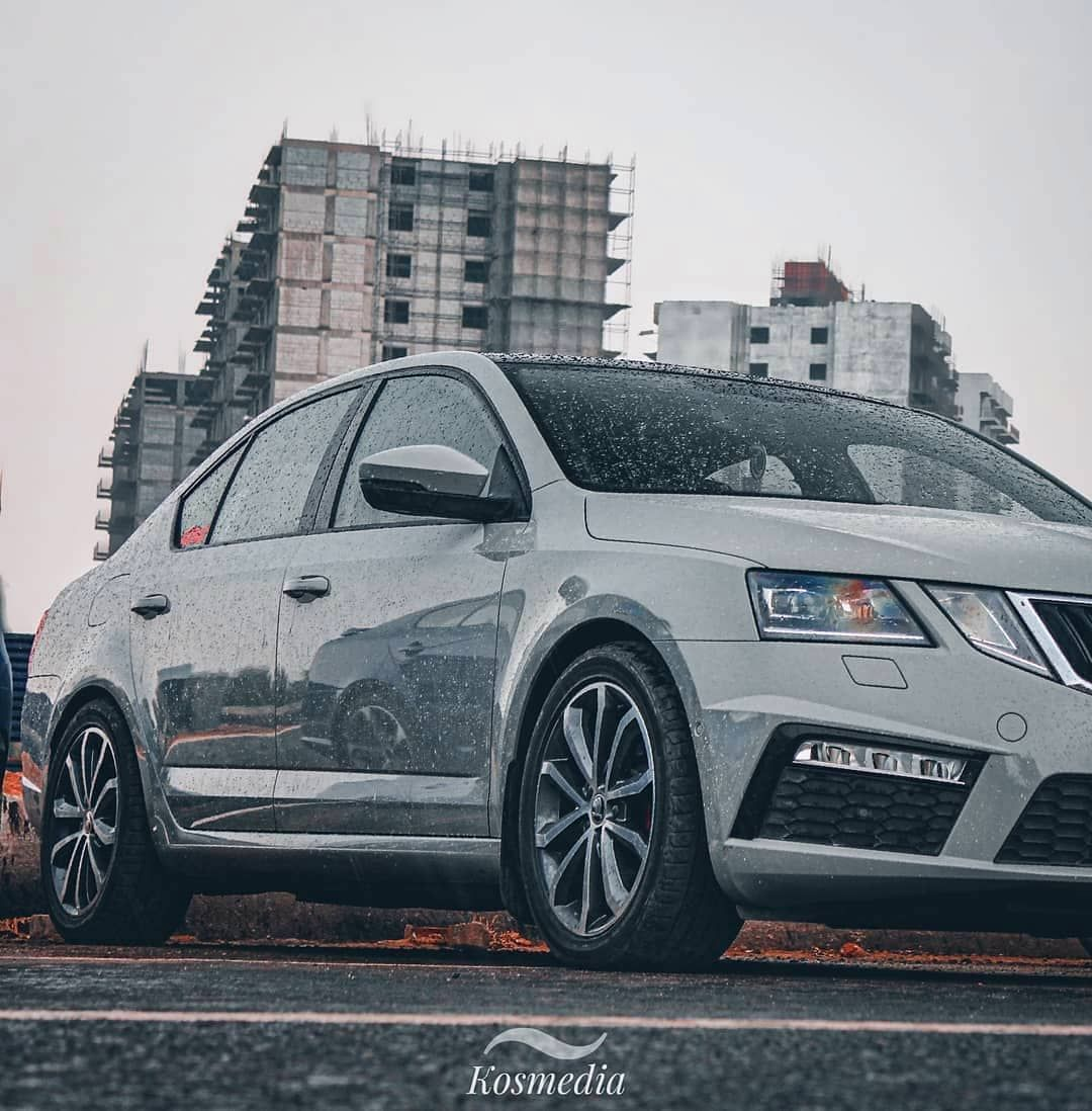 Photo Taken From Vrs Venom Owner Theboywiththevrs Skoda