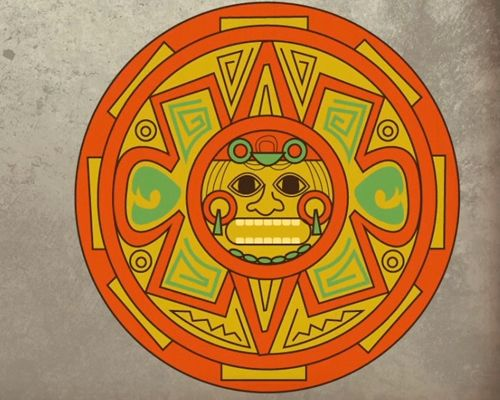 This song covers civilizations of Mesoamerica; the Olmecs ...