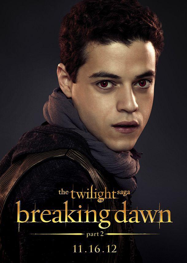 The Twilight Saga: Breaking Dawn - Part 2 Amazon, Egyptian Coven